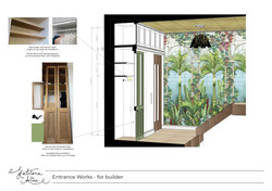Sketches, Details and Joinery