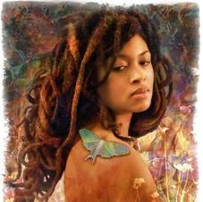Valerie June - fantasy portrait commission