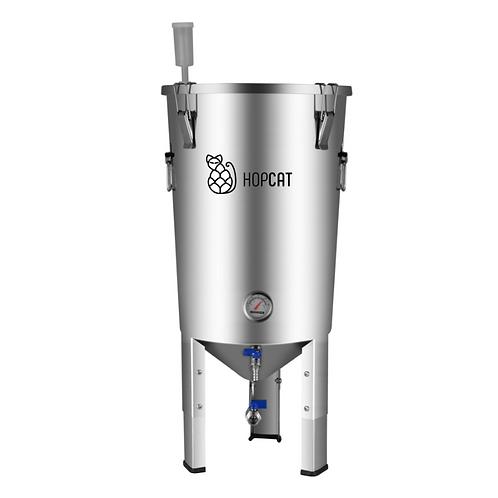 Hopcat SS 32L/7 Gal Conical Fermenter - Pro Version