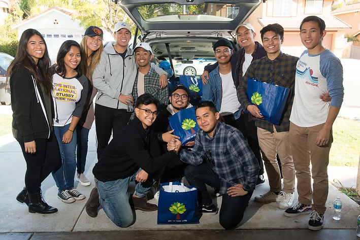 UCR college students homeless outreach