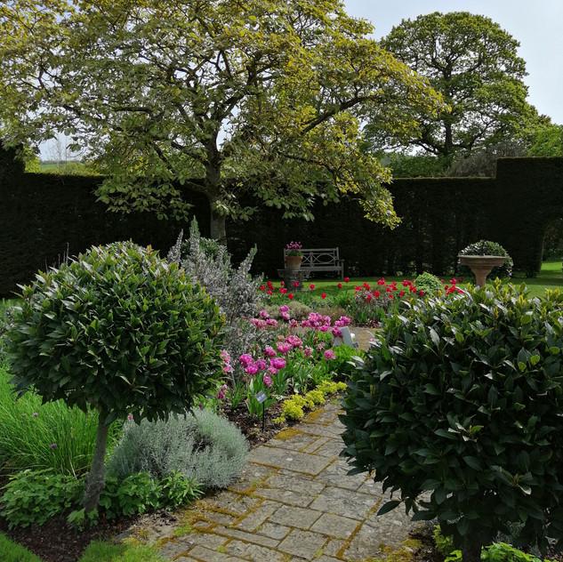 Glenarm Castle Gardens10