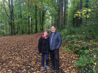 Autumn Magic in Glenarm Forest!