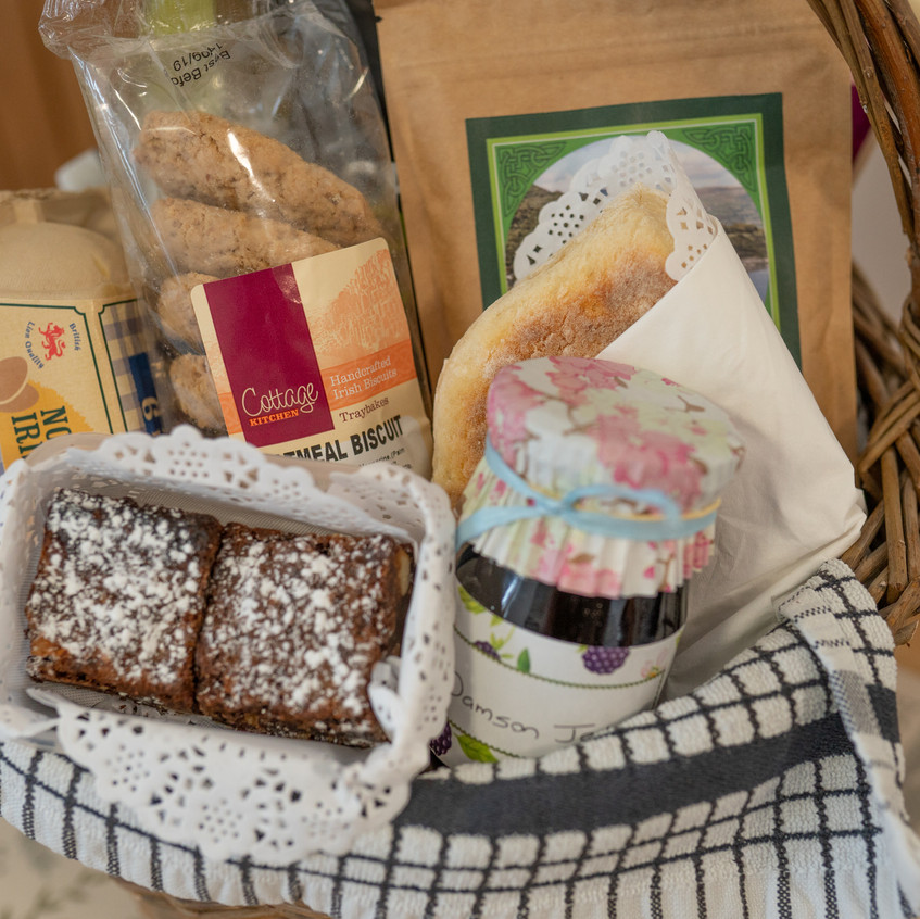 Complimentary Welcome Basket