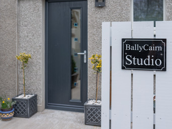 BallyCairn Self-Catering Studio Now Available To Book 2019!