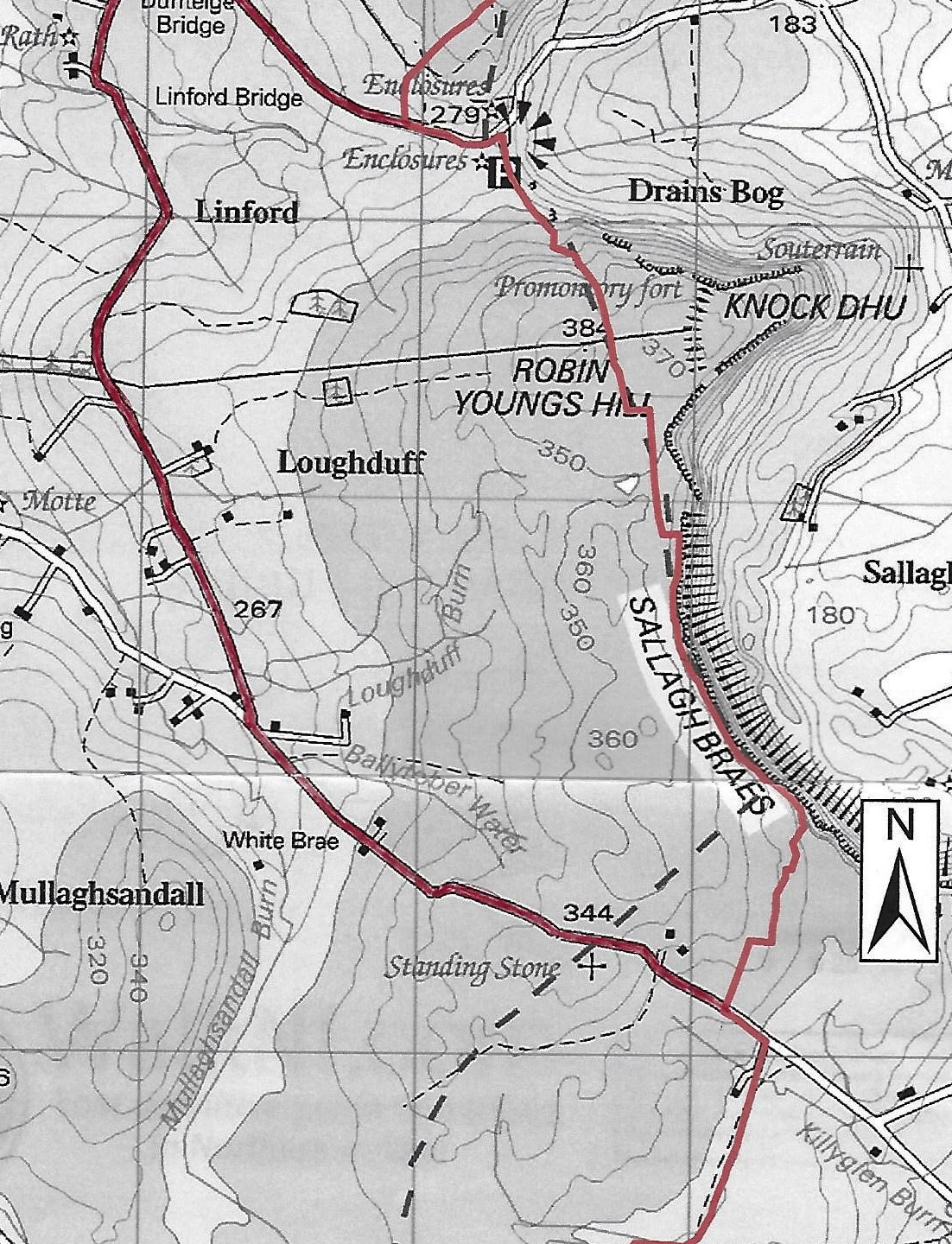 Sections 3 & 4 The Ulster Way