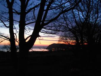 Sunrise from BallyCairn