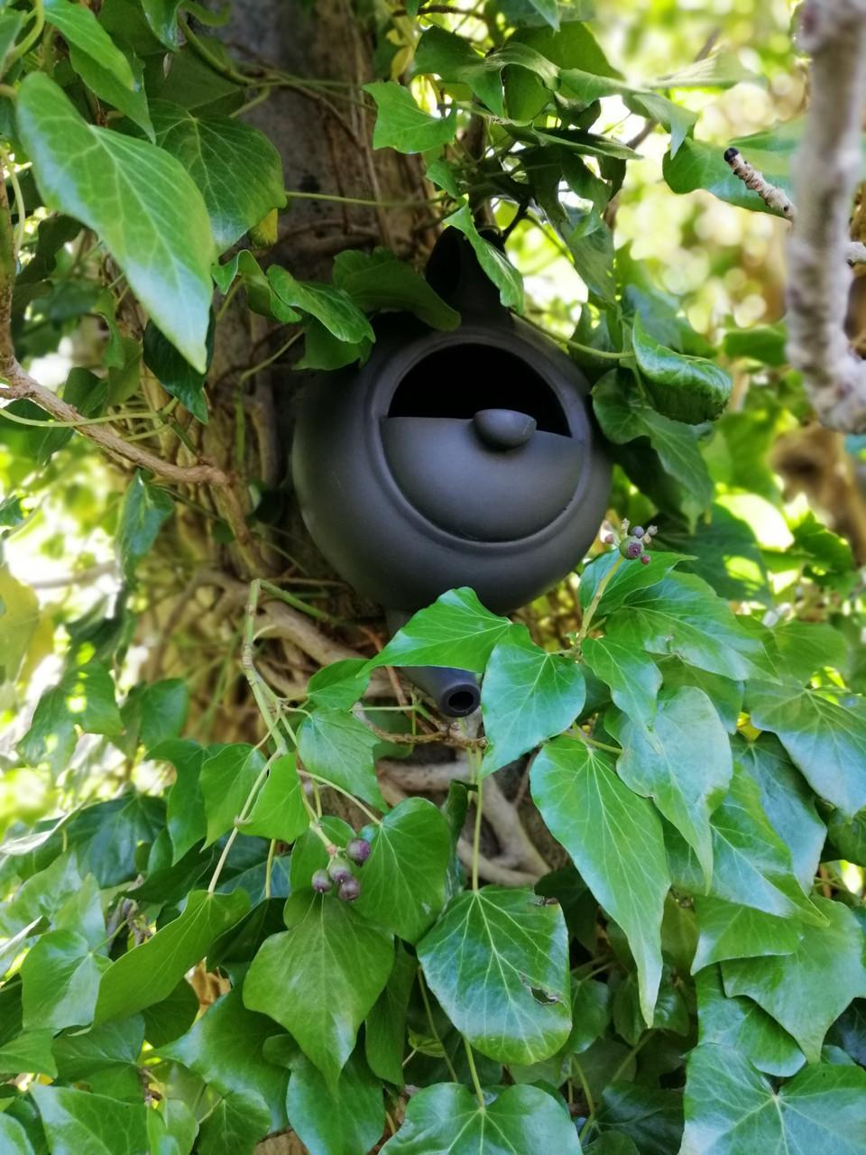 Nesting Teapot