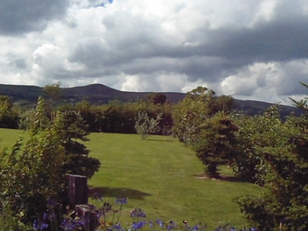 Knockdhu & Scawt Hills from BallyCairn ('Winterfell' Locations )