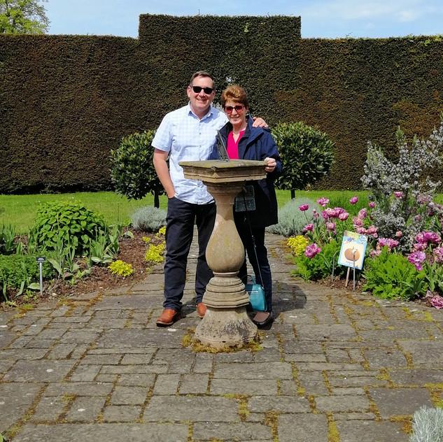 Dee & Johnny Glenarm Castle Gardens