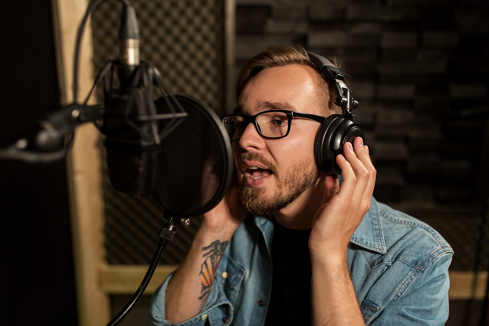 Male Voice overs