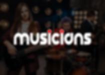 Musicians Talent Mobile App