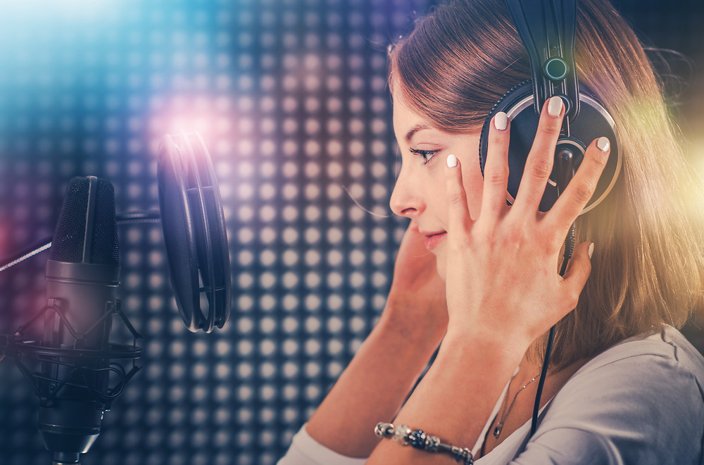 Female Voiceovers
