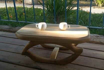 שולחן קפה קטן מיוחד