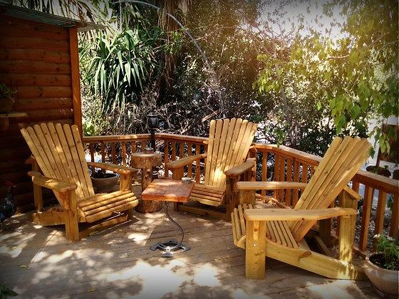 כיסאות מניפה במבצע קיץ-
