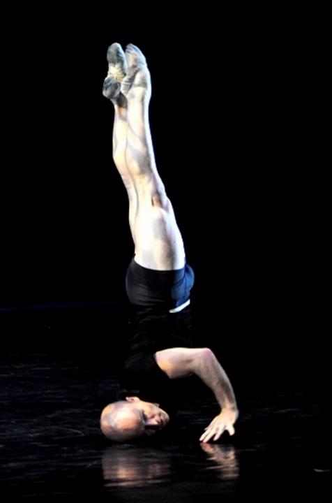 """Take 5"" by Twyla Tharp"