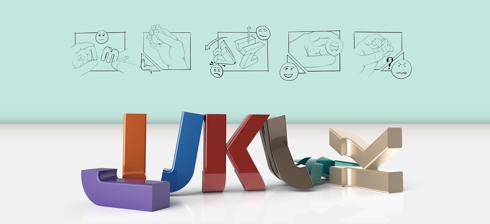 letters alphabet toy block kids