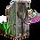 Thumbnail: Deserted Desert Outhouse