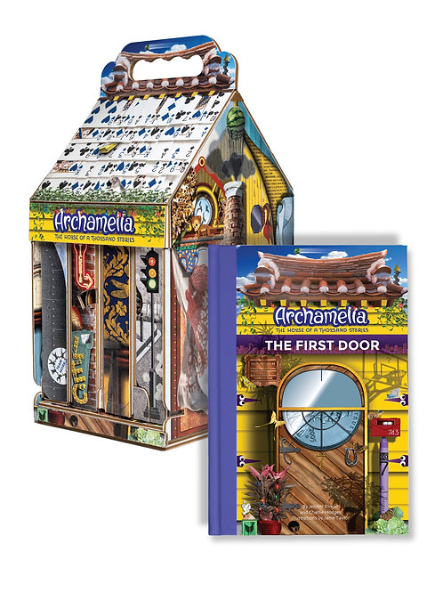 The Toy House and The Chapter Book