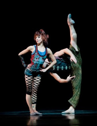 Afternoon Ball by Twyla Tharp