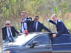 Após questionamento de Fernanda Garcia, Urbes divulga multas ao veículo da comitiva presidencial