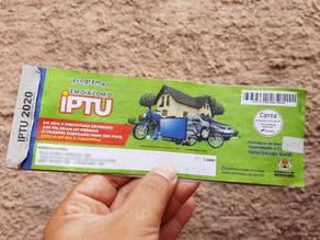 Fernanda exige informação impressa nos carnês sobre desconto do IPTU