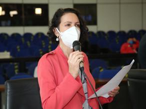 Fernanda Garcia congratula Vigilância Sanitária Estadual pela multa à comitiva presidencial