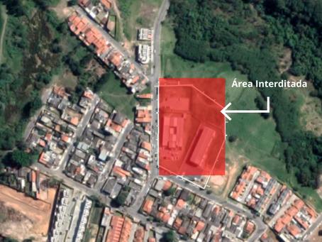 Risco de Explosão: Fernanda questiona Defesa Civil por segurança de moradores