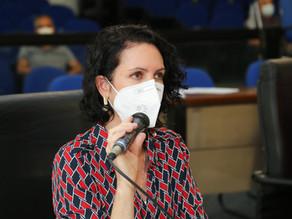 Apesar da legalidade, emendas do PPA feitas por Fernanda Garcia são rejeitadas pela base governista