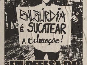 Estudantes da UFSCar lançam manifesto contra atraso no pagamento das bolsas