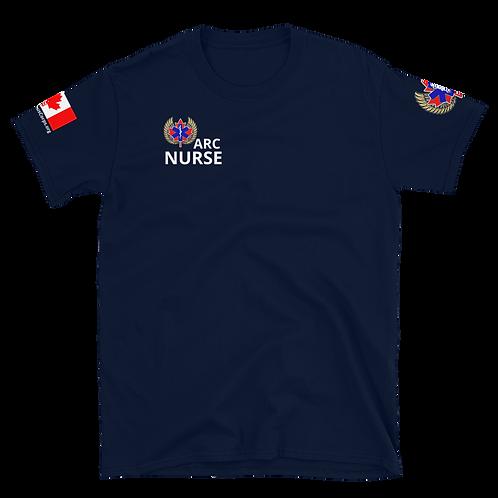 Nursing Short-Sleeve Unisex T-Shirt