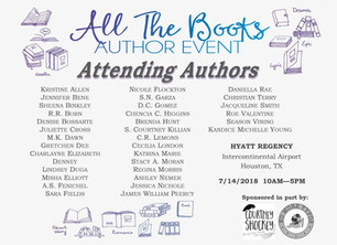 All The Books Author Event