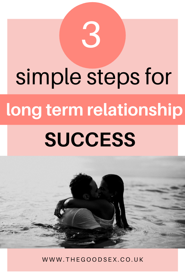 secrets to long term relationship success