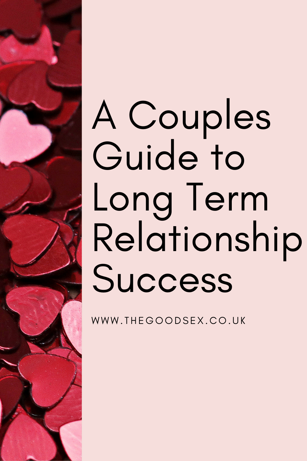 long term relationship success