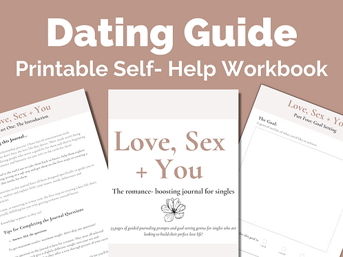 Love, Sex & You: Dating Journal