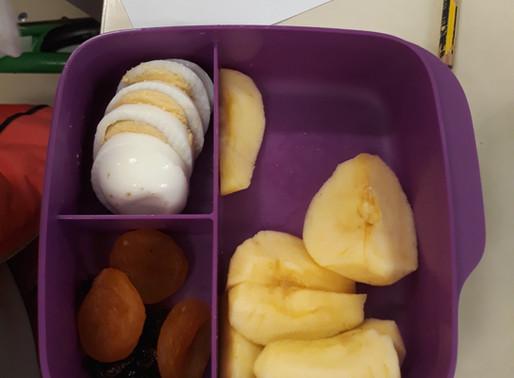 O Dia Mundial da Alimentação em todas as Escolas do Agrupamento