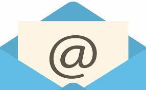 Emails para os alunos