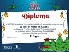 """7ª edição do concurso """"Árvores das Escolas"""""""