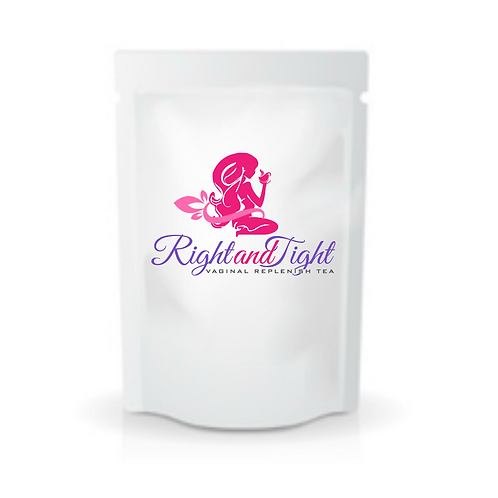 Right and Tight (Vaginal Replenish) Tea