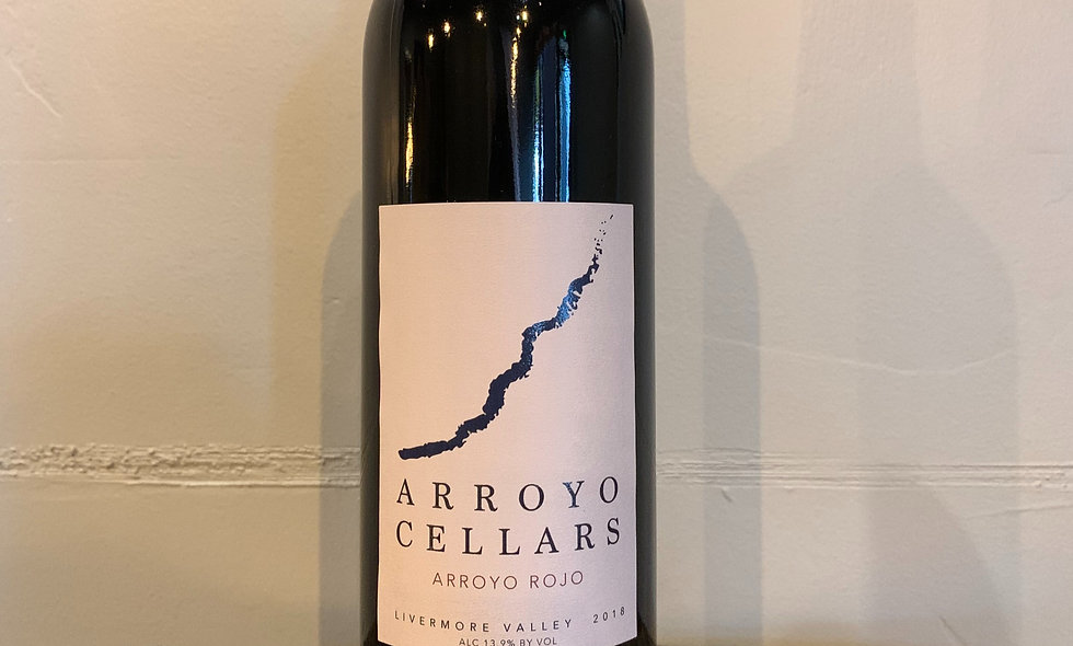 NV Arroyo Rojo Red Blend
