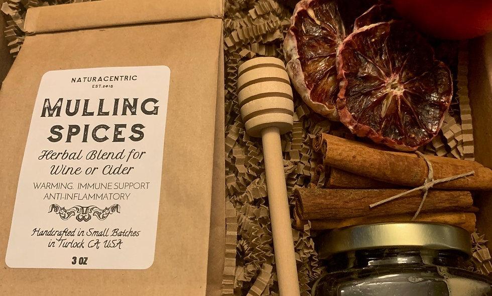 Naturacentric Mulling Spice Set