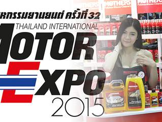 MOTOR EXPRO 2015 THAILAND INTERNATIONAL