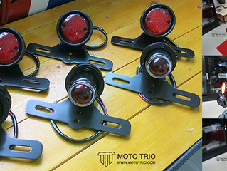 Retro Style Tail Brake Light !!