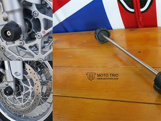 MOTO TRIO FORK PROTECTORS