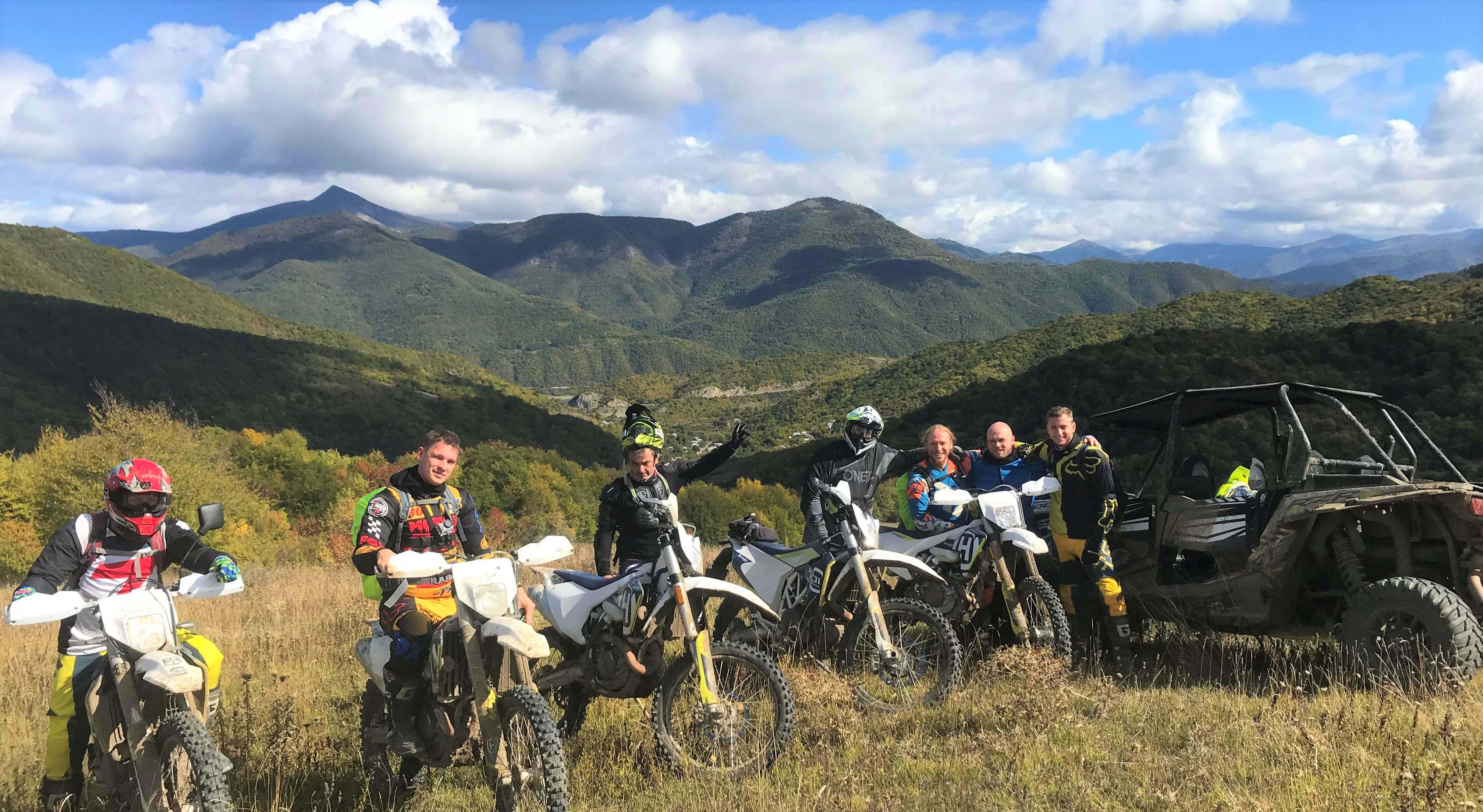 GEORGIA ENDURO TOURS
