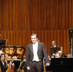 Performing as a soloist with the Orchestra of the Croatian Radio-Television