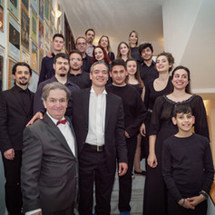 with the Volos' Youth Symphony Orchestra
