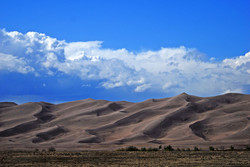 The Great Sand Dunes, CO