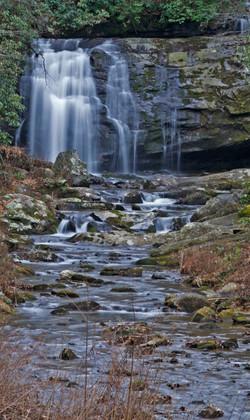 Miegs Falls, GSMNP