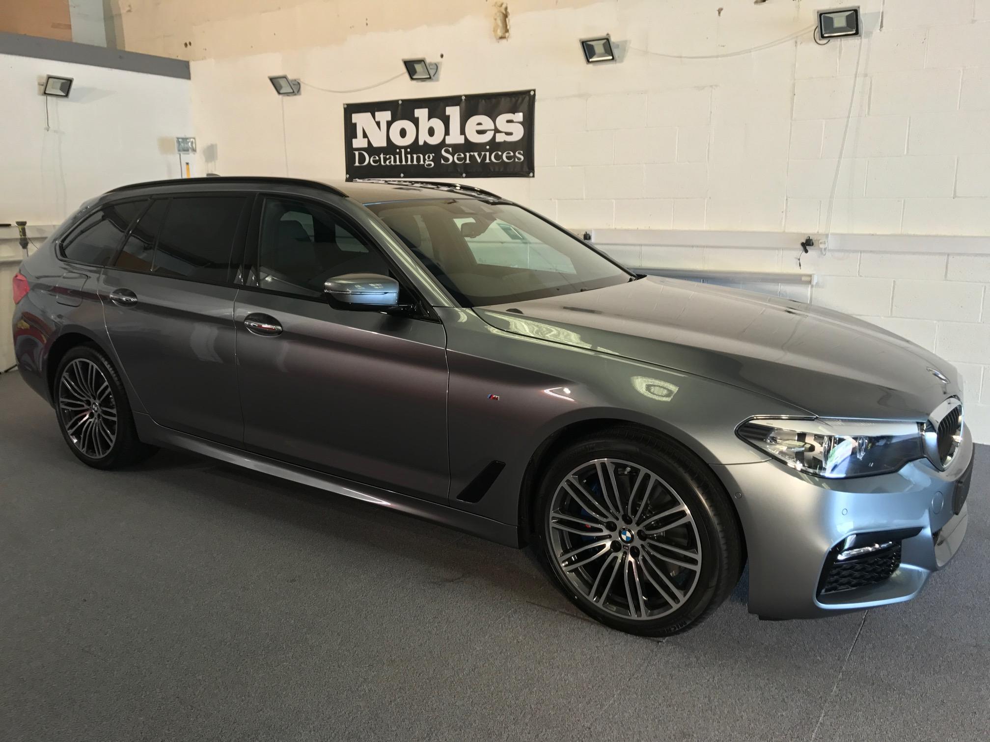 BMW 5series Msport