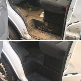 Ford Transit Deep Clean